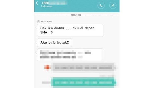 'Lagi Pengen', Pelanggan Gojek Ini Minta Driver Datang ke Tempat Kosnya