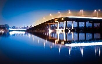 Wallpaper: William R. Bennett Bridge