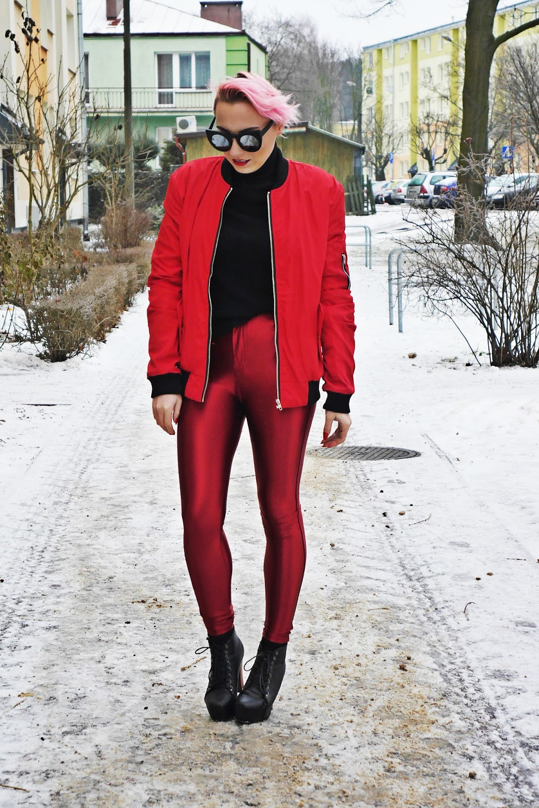 czerwona_bomberka_bordowe_disco_pants_karyn_blog_190217ab
