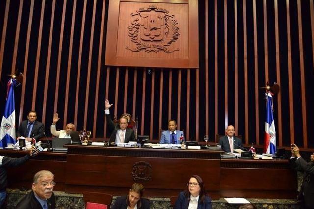 Ley de Partidos queda en manos del Poder Ejecutivo