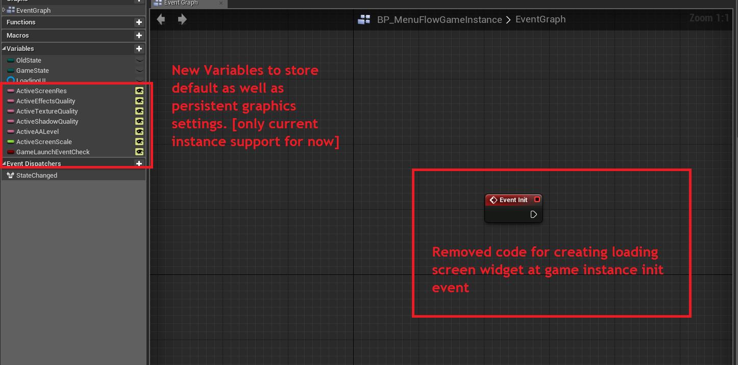 Ue4 Widget Update