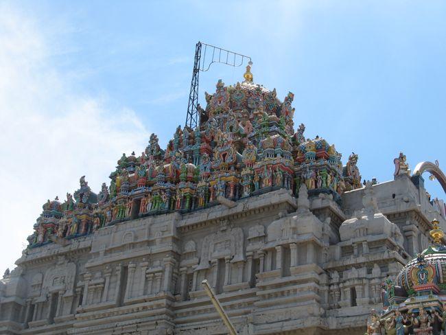 Sri Sowmya Narayana Perumal Temple Vimanam