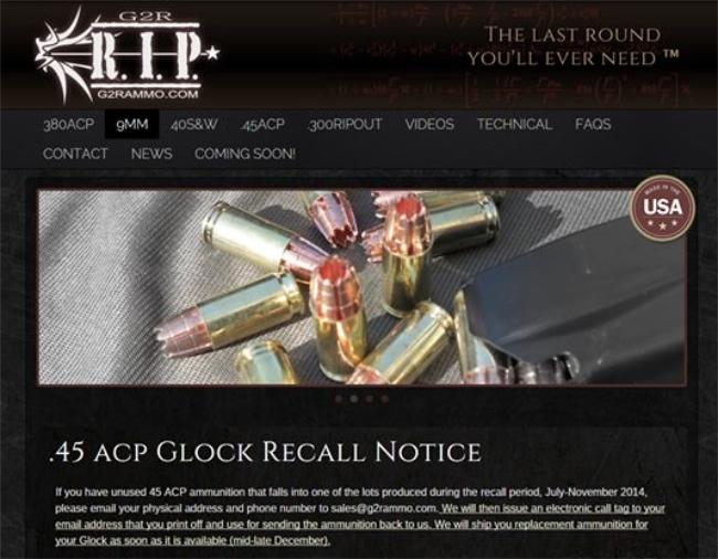 Ask A Firearms Question: Firearm Forum Question: G2 Research