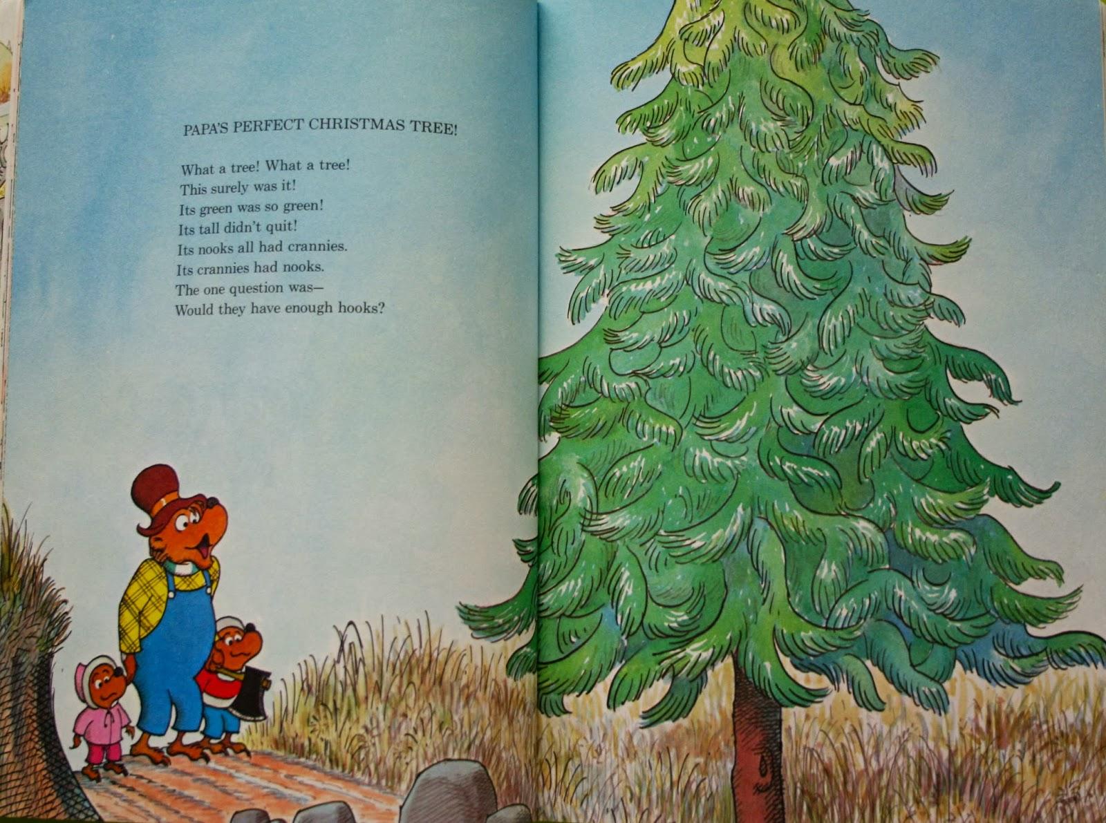 Berenstain Bears Christmas Tree.Berenstain Bears Christmas Bear Family Joe Your Friend On