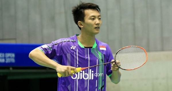 Perempat Final Swiss Open