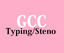 SEB GCC (Steno / Typing) Exam July 2018 Notification