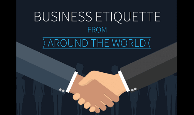 Business Etiquette from Around the World