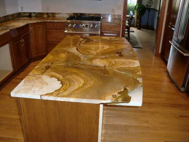 Foundation Dezin Amp Decor Kitchen Counter Tops Designs