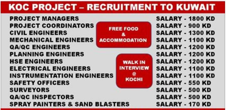 Gulf Job Walkins - Naukrigulf com: Jobs in Gulf - Jobs in