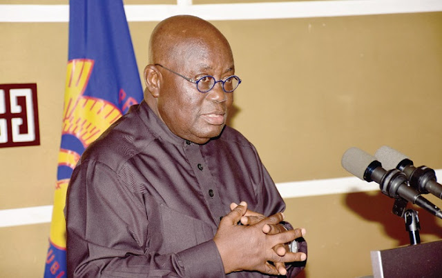 Ghana economic difficulties will soon be a thing of the past – President Akufo-Addo