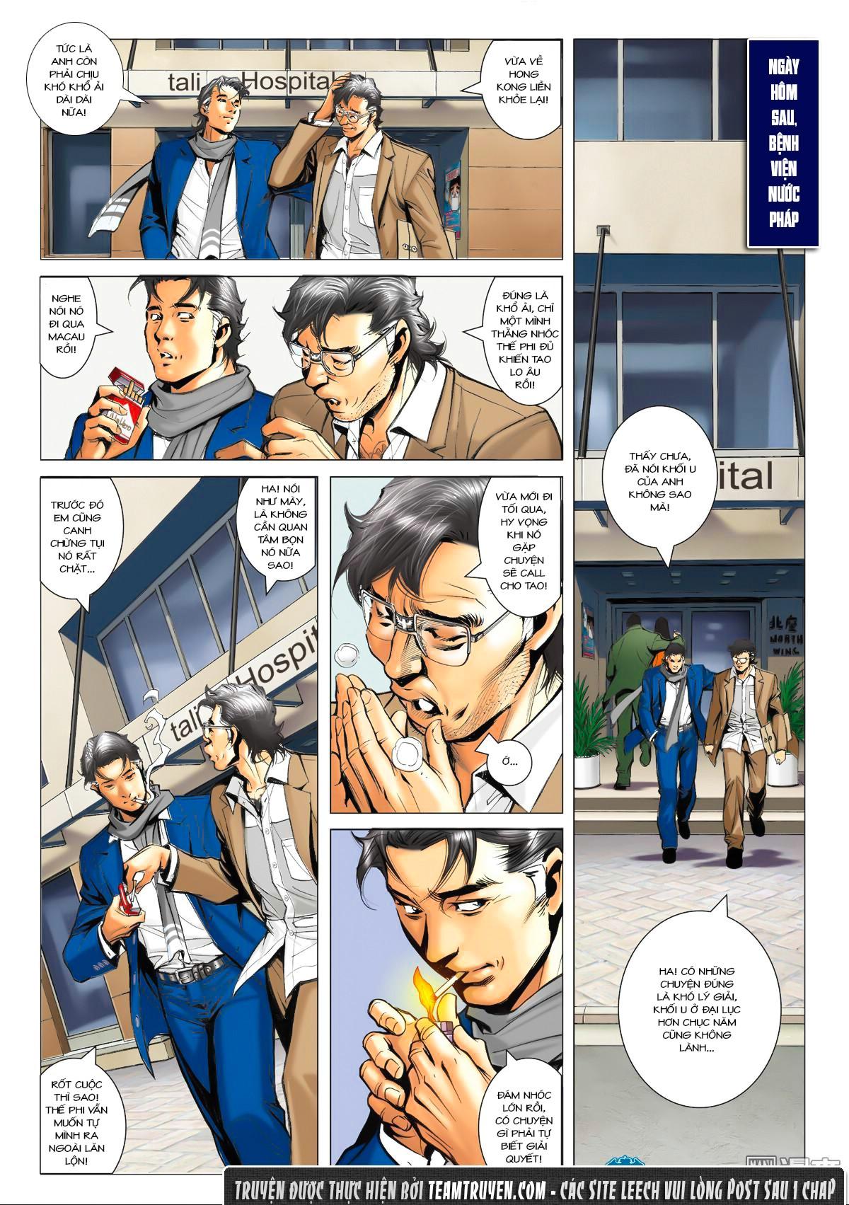 Người Trong Giang Hồ NetTruyen chap 1564 - Trang 15