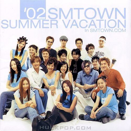 SMTOWN – 2002 SUMMER VACATION in SMTOWN.COM (ITUNES PLUS AAC M4A)