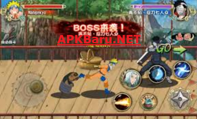 Naruto Adventure 3D v2.2 Apk Terbaru For Android