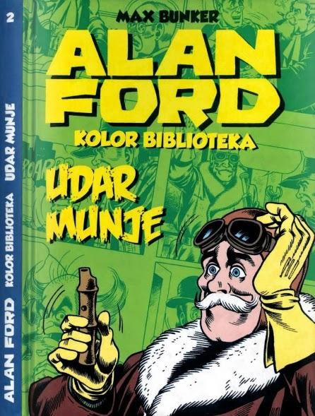 Udar Munje - Kolor - Alan Ford