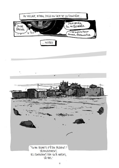 Kobane Calling page 18 aux éditions Cambourakis