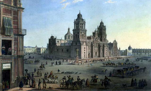 Plaza Mayor Meksiko
