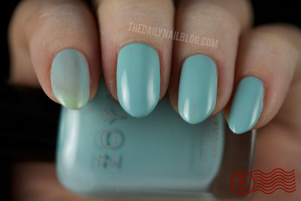 Zoya Lillian Swatch from Zoya Delight Collection