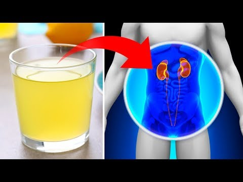 You Need To Clean Your Kidneys: Here's How To Remove All The Toxins