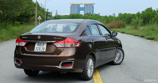 So sánh Toyota Vios với Suzuki Ciaz ảnh 7