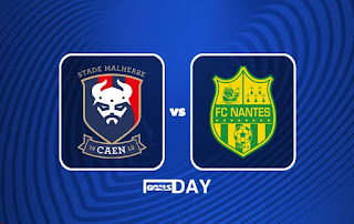 Caen vs Nantes – Highlights
