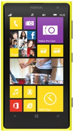 Nokia Lumia 1020 Spesifikasi Lengkap