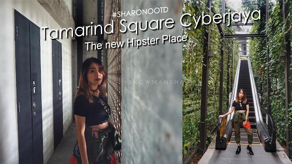 Tamarind Square, Cyberjaya Hipster Place #SHARONOOTD