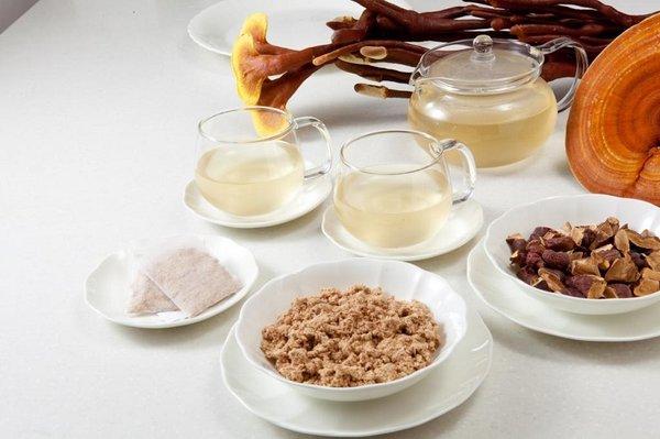 một số cách dùng nấm linh chi hiệu quả