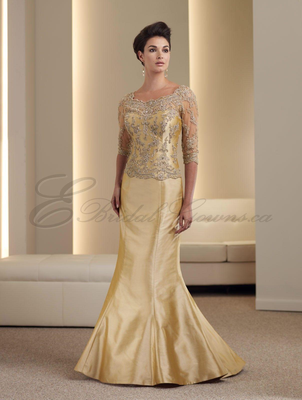 Designer Mother Of The Bride Dresses For Beach Wedding