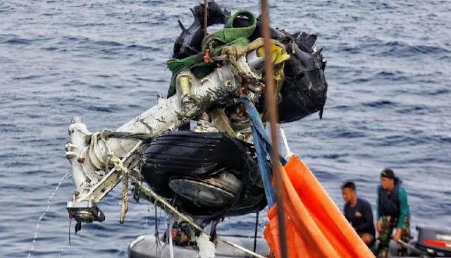 Menurut KNKT, Inilah yang Diduga Menjadi Penyebab Pesawat Lion Air JT-610 Hancur Lebur
