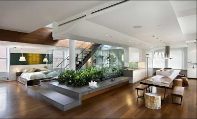 Beberapa Tips Sedarhana Dalam Mengatur Interior Didalam Rumah Minimalis