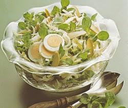 Cikorijų salotos