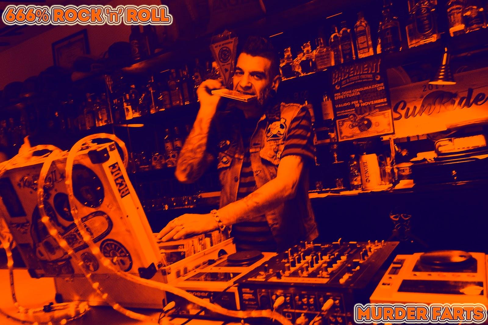 Murder Farts DJ