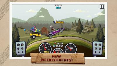 Hill Climb Racing 2 screenshot 3