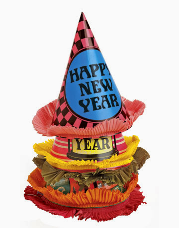 Sanbenito: Topi Kerucut Tahun Baru