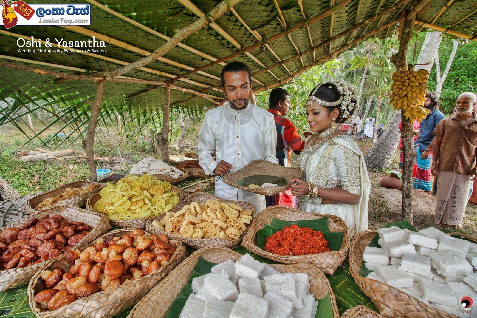 sri lankan wedding dress  17