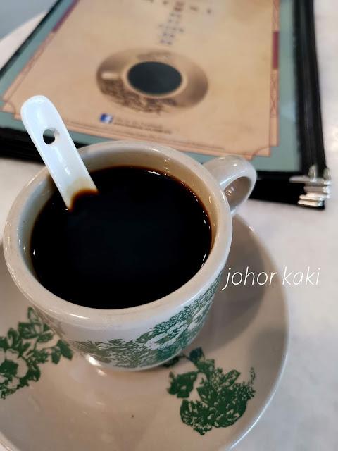 Kim Cafe. Malaysian Coffee Shop in Johor Jaya