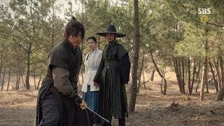 Sinopsis Six Flying Dragons Episode 50