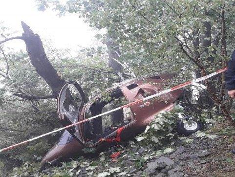 Nowe okoliczności w sprawie wypadku wiatrakowca