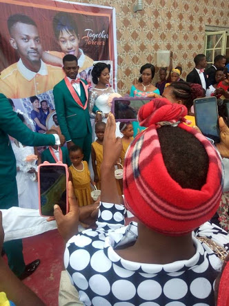 Beautiful Deaf & Mute Couple Wed In Akwa Ibom (Photos)
