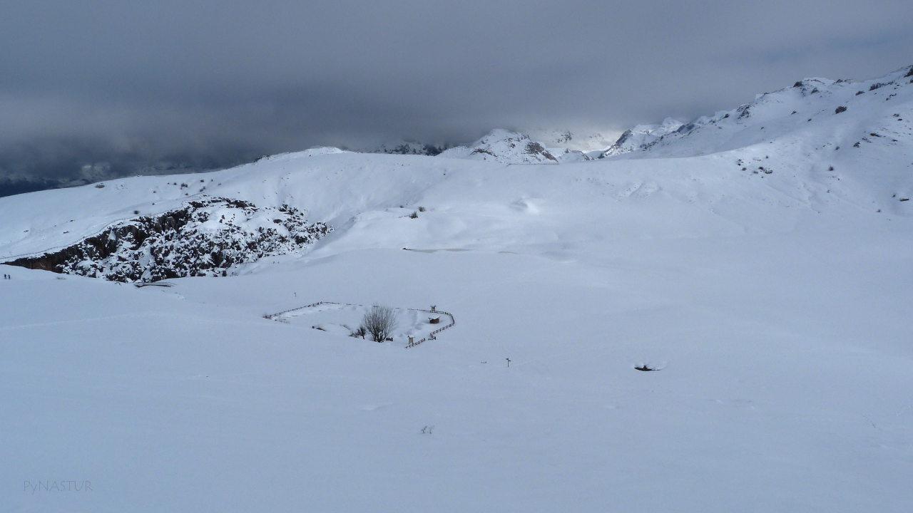 Mina de la Buferrera - Lagos de Covadonga