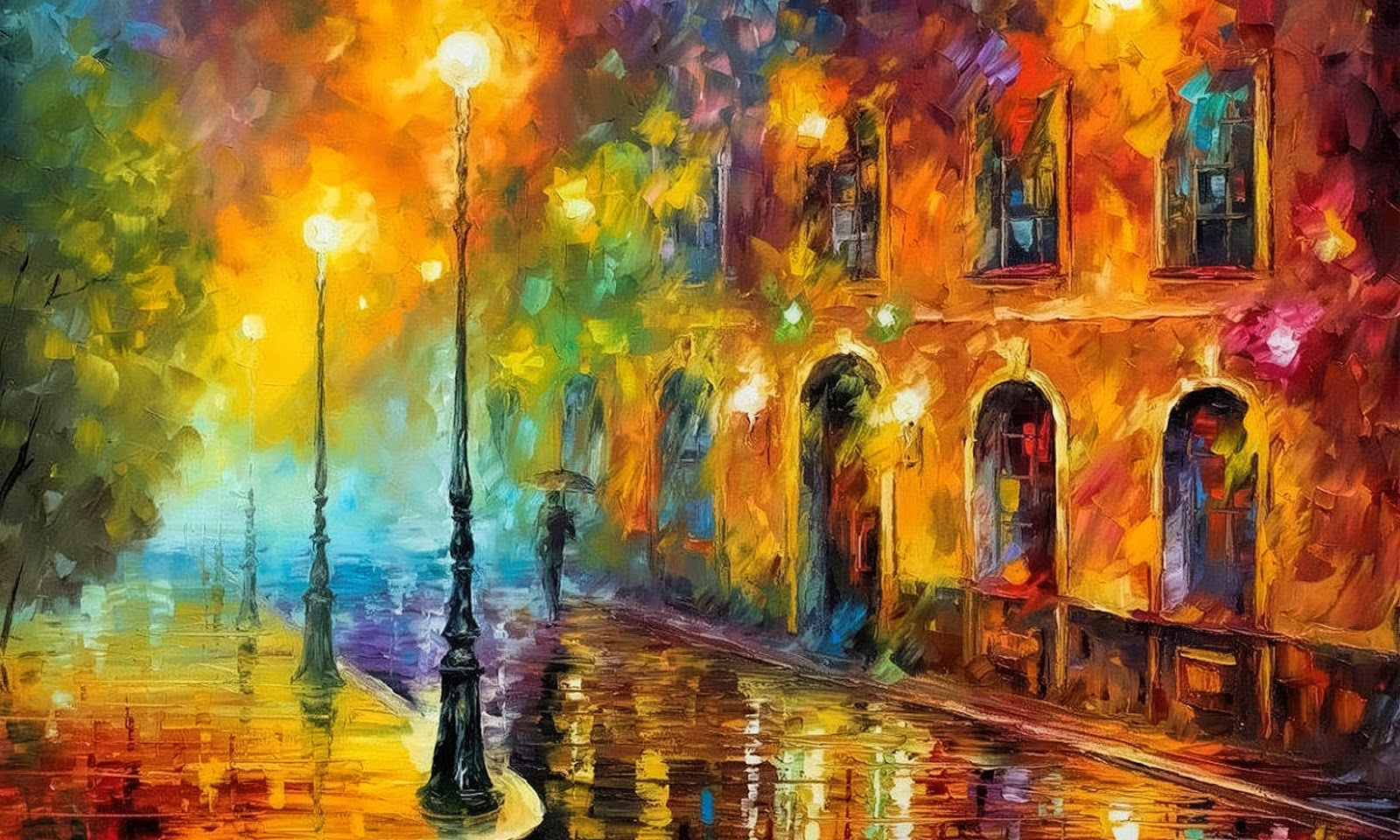 Abstract Painting HD Wallpapers | HD Wallpapers (High ...