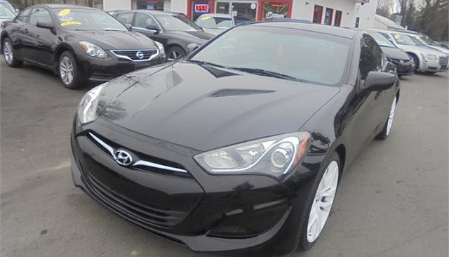 hyundai genesis coupe for sale raleigh nc