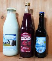 Etiketten für Mehrwegflaschen