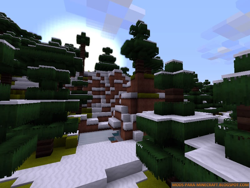 Good Morning Texture Pack para Minecraft 1.4.7 | Mods para Minecraft en Español