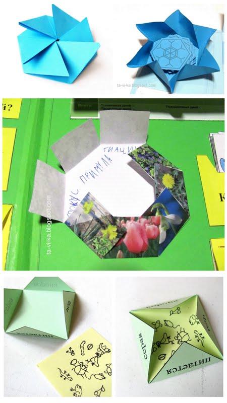 элементы лэпбука - конверты