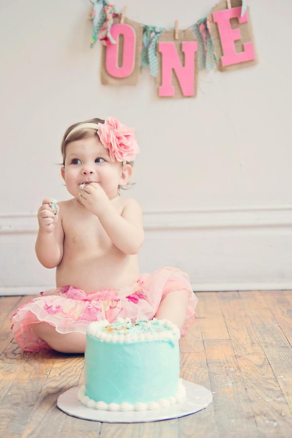 1 год день рождения фото
