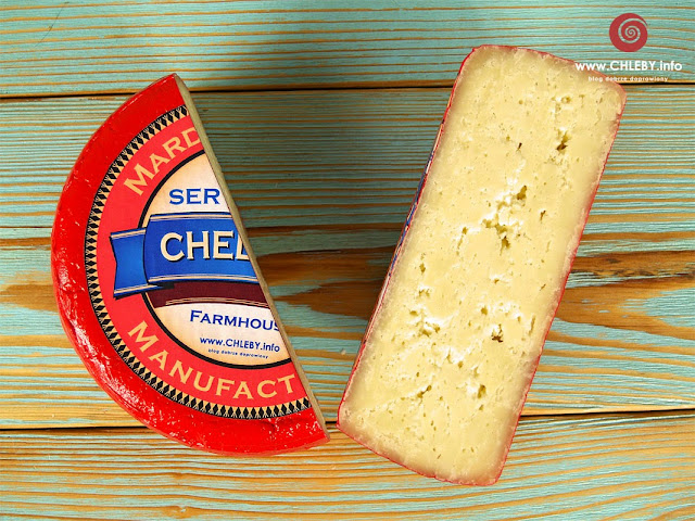 Ser Farmhouse Cheddar