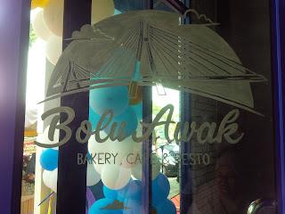Bolu Awak bakery, cafe, resto Batam