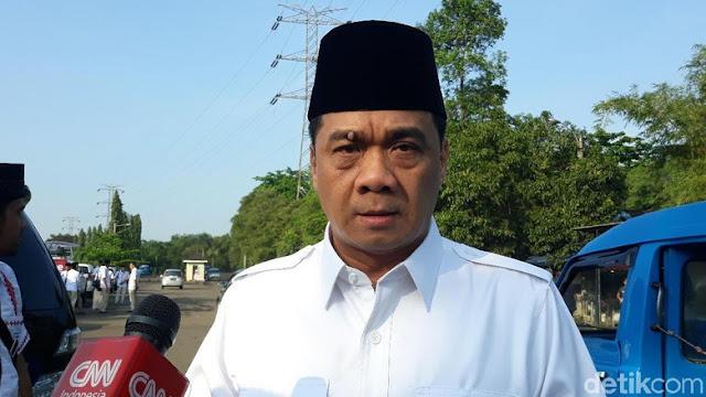 Baliho SBY Dirusak, Gerindra Singgung Arahan Erick Thohir Gunakan Strategi 'Menyerang'