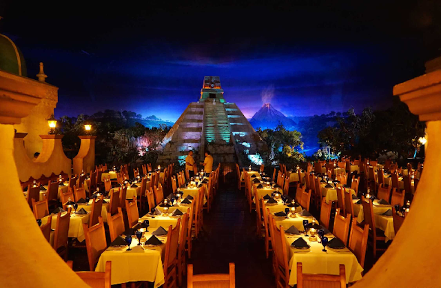 Restaurante San Angel Inn na Disney em Orlando
